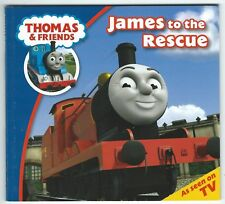 Thomas & Friends James To The Rescue 2012 Paperback Edition TV Tie-In Good+