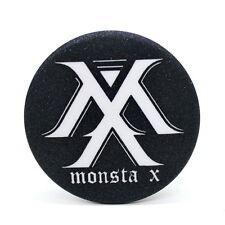 Fashion Kpop Monsta X Badge Brooch Chest Pin Souvenir Gift - (58mm)