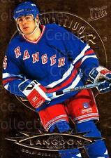 1995-96 Ultra Gold #102 Darren Langdon
