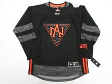 TEAM NORTH AMERICA BLACK 2016 WORLD CUP OF HOCKEY ADIDAS PREMIER HOCKEY JERSEY