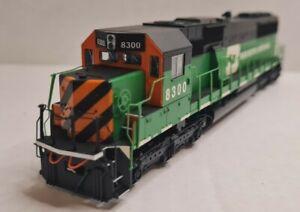 Life-Like Proto 2000 SD60 Locomotive  Burlington Northern  #8300