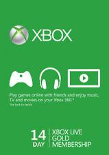 14 giorni di prova Xbox Live Gold Abbonamento per Microsoft Xbox ONE e XBOX 360