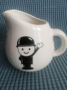 Vintage Homepride fred ceramic gravy jug