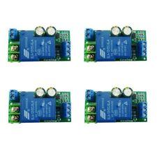 4 PCS 30A 12V Water Level Automatic Controller Liquid Sensor Switch Solenoid