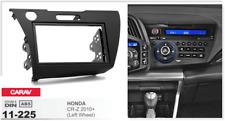 CARAV 11-225 2Din Marco Adaptador Kit Instalacion HONDA CR-Z 2010+ volante izq