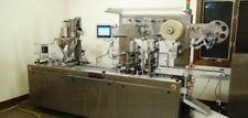 Telesonic TKC-50 2 Lane Single Cup Upshot K-Cup Pod Filling Packaging Machine