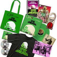 Dawn Of The Dead - 2 x CD Original / Green Vinyl + Extras - Limited 199 - Goblin