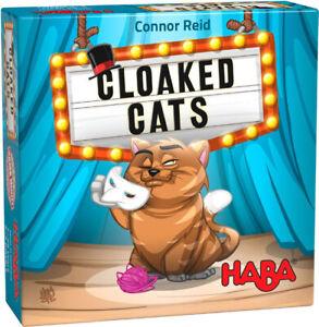 HAB305303 Haba USA Cloaked Cats
