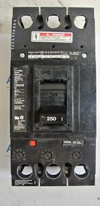 ITE Siemens Gould FJ63A250  250 amp 600 volt motor circuit interrupter