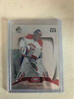 09-10 SP Authentic Holo FX Carey Price