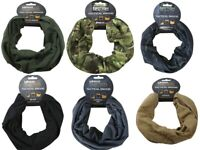 Tactical Snood Head Wrap Scarf Balaclava Cadet Neckwarmer Gaitor Army Airsoft
