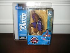 MCFARLANE NBA 7 VINCE CARTER  PURPLER JERSEY RAPTORS BETWEEN LEGS DUNK POSE