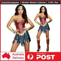 Tomb Hunter Adventure Explorer Woman Costume Fancy Dress Party Outfit