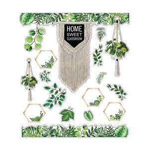 Home Sweet Classroom Bulletin Board Set, Educational, Classroom Decorations,