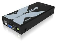 ADDERLINK X200AS KVM RECEIVER VGA / USB + AUDIO & SKEW