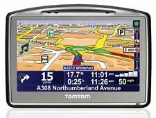 "TomTom Go 720 Color 4.3"" Portable Bluetooth Car GPS Navigation System"