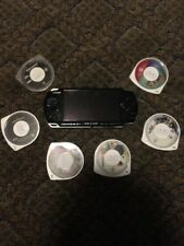 Original SONY PSP 3000 Console Piano Black Plus 6 Games