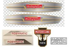 Set Restauration D'Autocollants MOBYLETTE pour MOTOBECANE.