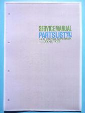 Service Manual-Anleitung für Akai GX-210D