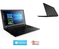 ORDENADOR PORTATIL TELETRABAJO LENOVO INTEL 8GB 256ssd WINDOWS 10 pro+OFFICE