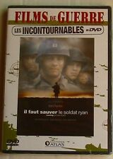 DVD IL FAUT SAUVER LE SOLDAT RYAN - Tom HANKS / Matt DAMON - SPIELBERG - NEUF