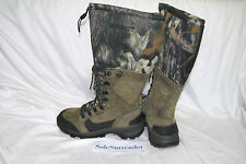 Red Wing Irish Setter 3800 Mountain Claw Viper 17 Inch Boots SIZE 8.5 Green Camo