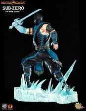 MORTAL KOMBAT - Sub Zero 1:4 Scale Statue (Pop Culture Shock) #NEW