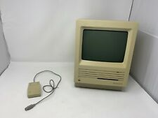 Vtg Apple Macintosh SE M5010 Working Computer with Mouse