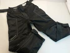 Firstgear Gear Hypertex Motorcycle Pants Mens Black, Size 32