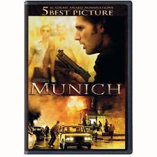 New Munich Dvd Steven Spielberg Eric Bana Jeff right True Story Movie Widescreen