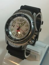 Freestyle Hammerhead Watch White Face Night vision