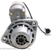 Starter Motor Beck/Arnley 187-0579 NISSAN 200SX, SENTRA, NX