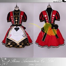 EE0215AC Alice Madness Returns Alice Cosplay Costume