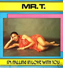 MR T & TRADITION-i'm falling in love with you poor millionaires LP (hear) reggae