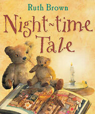 Night-Time Tale, Ruth Brown, New Book