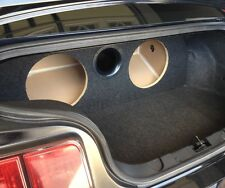 05-14 Ford Mustang Vented / Ported Sub Box Subwoofer Speaker Enclosure