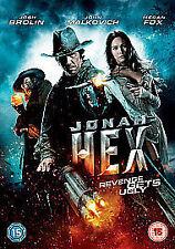 Jonah Hex (DVD, 2010) NEW