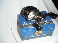 Fishing Reels-NEW BASS PRO TOURNAMENT PRO TPX10HD 6.3:1 10bb BAITCAST REEL