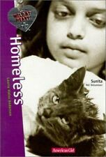 American Girl Wild At Heart Homeless by Laurie Halse Anderson (2000, Paperback)