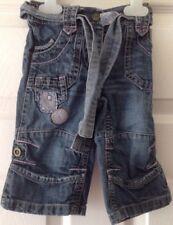 Next Baby's Denim Jeans 6 - 9 Months