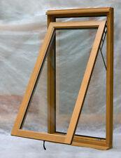 Bespoke Oak Timber Traditional Flush Casement Window - Made to Measure