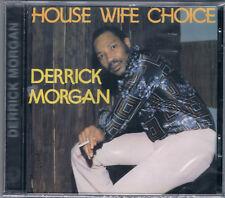 House Wife Choice Derrick Morgan Producto Nuevo Rinoceronte Records