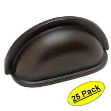 *25 Pack* Cosmas Cabinet Hardware Oil Rubbed Bronze Handle Pulls #4310ORB