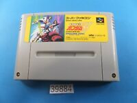 Gundam Wing W Endless Duel SNES Nintendo Super Famicom SFC Used From Japan 39884
