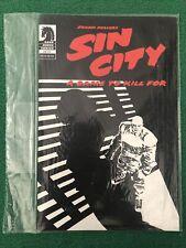 Sin City: A Dame to Kill For #1 (Nov 1993, Dark Horse) s Sealed