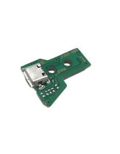 PS4 PRO Controller - JDS-055 JDM-055 USB Charger port PCB 12 Pin Flex