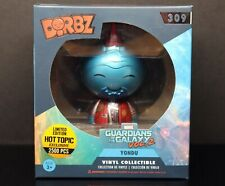 Marvel Guardians Yondu Hot Topic Exclusive FUNKO Dorbz Vinyl Collectible LE 2500