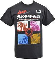 MENS PUNK T-SHIRT THE STRANGLERS JAPANESE JAPAN VINTAGE ADVERT 1977 ROCKER S-5XL