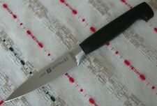 """ZWILLING J.A. HENCKELS FOUR STAR HIGH CARBON 4"""" PARING KNIFE 31070 GERMANY NEW"""