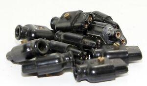 Lot of 10 off 2 way helmet plugs 5C/2118 (GA7)
